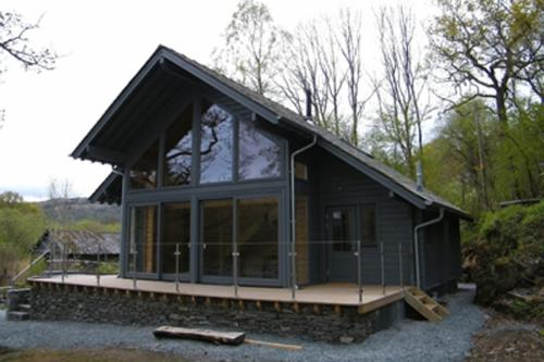 New Kit House Windermere Newton Architects Sustainable